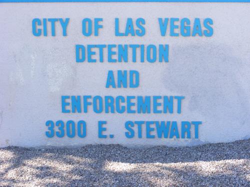 Jail Las Vegas - Detention and Enforcement Center