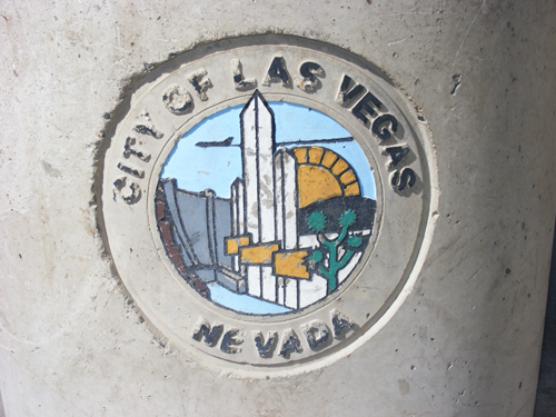 Jail Las Vegas - City of Las Vegas Logo