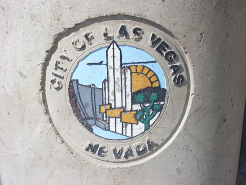 Jail Las Vegas - City of Las Vegas Logo