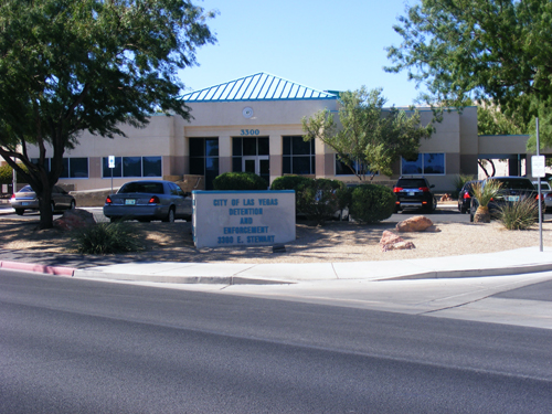 Jail Las Vegas - Detention and Enforcement Center