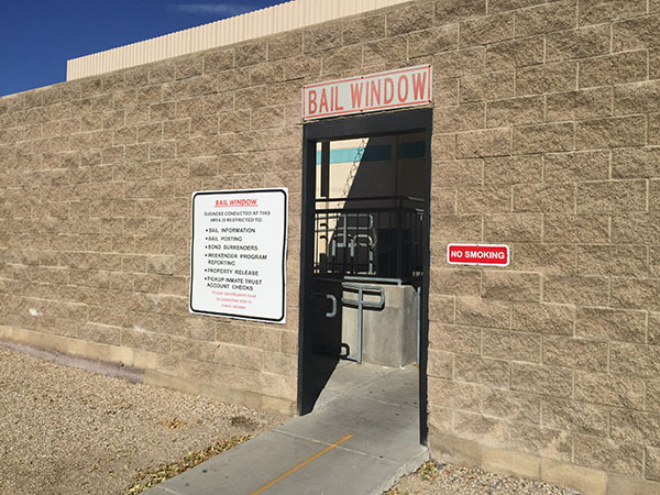 Jail Las Vegas Nevada
