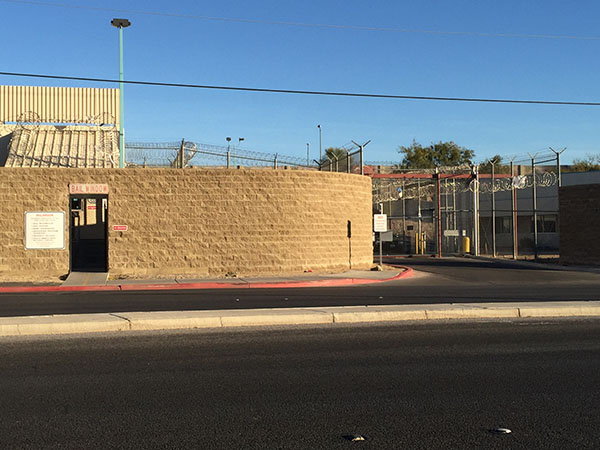 Jail Las Vegas