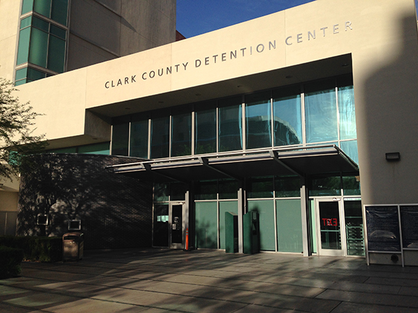 Clark County Detention Center Las Vegas