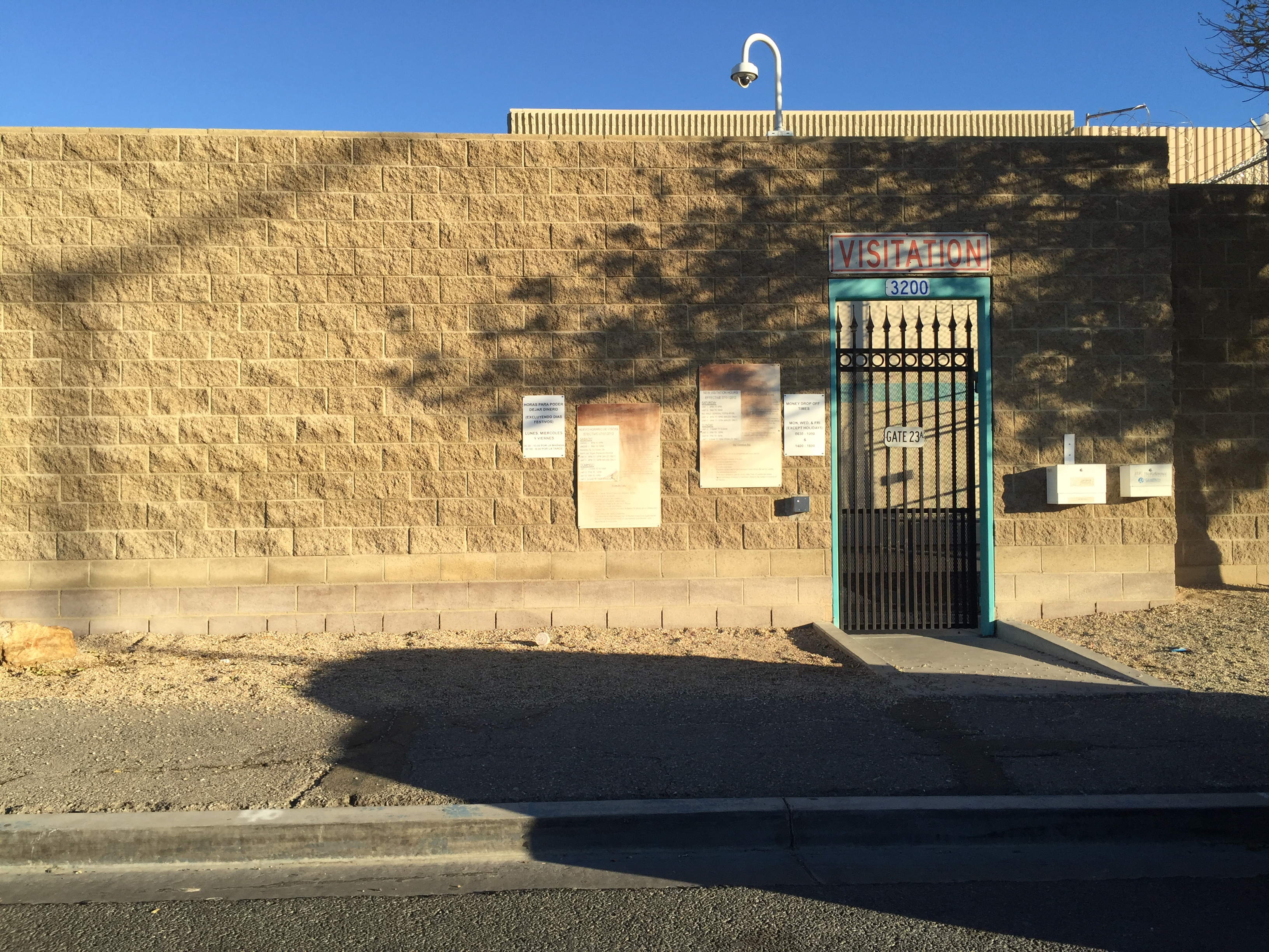 North Las Vegas Jail bail amounts for crimes